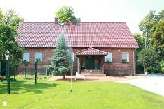 Ceglany dom - zdjęcie od Agnieszka Kijowska - Domy - Styl Rustykalny - Agnieszka Kijowska