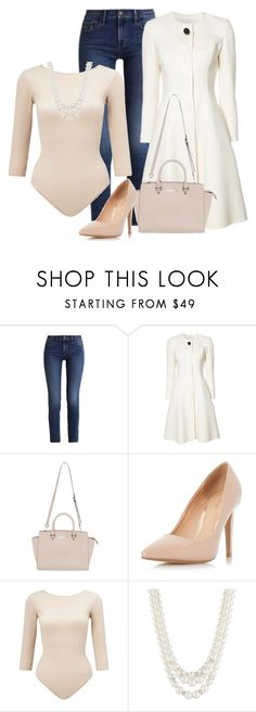 """""""Winter Professional Wardrobe Capsule: Outfit 26"""" by vanessa-bohlmann ❤ liked on Polyvore featuring Calvin Klein, Carolina Herrera, Michael Kors, Dorothy Perkins, Miss Selfridge and Anne Klein"""