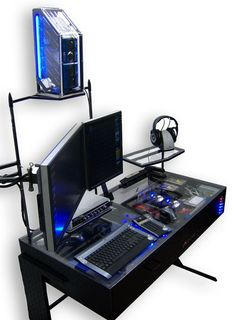Vette Case mods -  #case mod #gaming #geek #pc - http://www.geeksnboobz.nl/geek-stuff/vette-case-mods-1106/