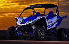 2016 Yamaha YXZ1000R.    https://yamahamotorsports.com/sport-side-by-side/models/2016/yxz1000r and/or http://dirtwheelsmag.com/home-page/2016-sand-sports-super-show-new-products-and-more