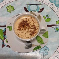 Bom Dia ! Sexta feira começando com o #cafeturbinado  #comidadeverdade #paleolifestyle #lchf #lowcarb #30diasbichoeplanta #5dia #paleofood #comopaleo #paleo #ladiesdascavernas #cavergirl by claudinha.rios