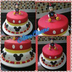 Bolo Mickey