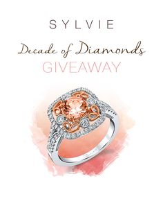 e3cbfa32a Enter To Win, Absolutely Stunning, Ring Designs, Christmas Holidays,  Giveaway, Gemstone Rings, Diamonds, Christmas Vacation, Diamond