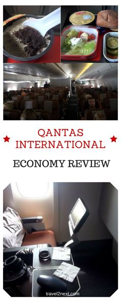 Qantas International   Economy Review Video. Boeing 747-400 review – Brisbane to Los Angeles on Qantas International.