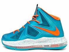 LeBron X GS lebron x hornet Nike LeBron X EXT \u201cHazelnut\u201d ,lebron james