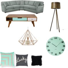 mood board by leah-byrne on Polyvore featuring interior, interiors, interior design, home, home decor, interior decorating, Karlsson and Surya