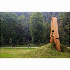 Public art in Belgium
