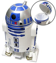 i'm not even a big fan of Star Wars but the stuff they come up with for the characters are awesome!! i want one of these!