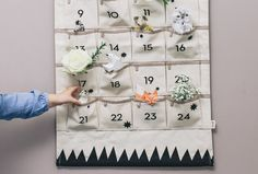 Homemade Advent Calendars | Ideas On Gifts, Activities & Display