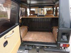 Seltener Oldtimer Mercedes G-Klasse,  deutsches Fahrzeug Mercedes Benz, Mercedes G Class, Vehicles
