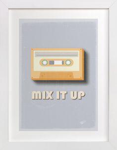 mix it up by Julieta Urgilles at minted.com
