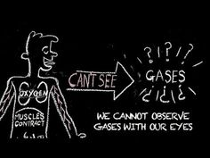 How do we describe something we can't see? Brian Bennett explains in his second lesson on gases.