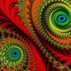 Coat Of Many Colors Digital Art