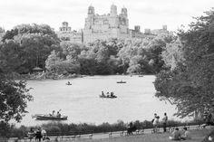 Central Park boats, The Dakota. Go to www.enduringethereal.com for the full story!