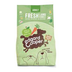 Edgard&Cooper Lamb -kuivaruoka koiralle Meat Recipes, Grain Free, Lamb, Carrots, Apple, Meals, Food, Apple Fruit, Carrot
