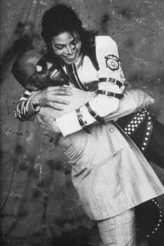 Michael Jackson & Berry Gordy