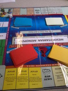 Mesopotamian Monopoly!