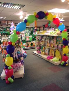 Summertime Is Here, Check out our Hawaiian Theme #Balloon Arch #summertime #Hawaiian