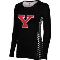 ProSphere Women's Youngstown State University Geometric Long Sleeve Tech Tee