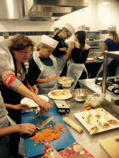#tStartblok   groep8 leert en geniet van de ervaringen uit het #Smaakcentrum!