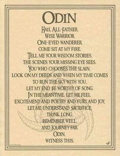 Odin - Norse God