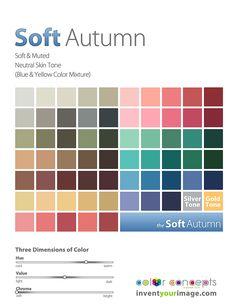 women soft autumn