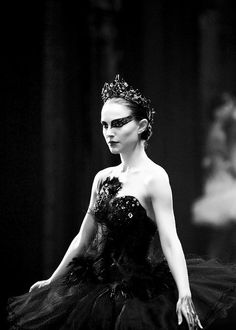 Natalie Portman as Odile in Black Swan