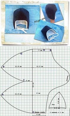 Diy Crafts - Super Ideas Sewing Projects For Kids Clothes Baby Patterns Hat Patterns To Sew, Baby Clothes Patterns, Baby Patterns, Sewing Patterns, Baby Sewing Projects, Sewing For Kids, Sewing Tutorials, Sewing Clothes, Doll Clothes