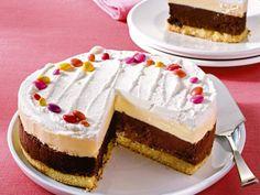 Torta gelato crema-cioccolato | Sale&Pepe