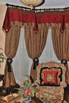 dress up your home for holiday withhigh end luxury custom curtains and window top treatments by collection