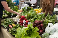 Getting the most from your local Farmer's Market