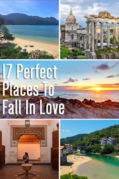 Looking for a place to take your special someone? Here are 17 perfect places to fall in love as chosen by travel bloggers.   Pack Me To: Part Time Travel, Full Time Explorer