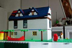 Einon rakennelmat: Uusi talo