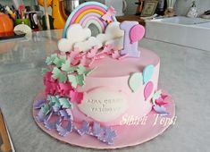 When You are getting married choose what is the best fit. Butterfly Birthday Cakes, Pretty Birthday Cakes, Baby Birthday Cakes, Birthday Cake Toppers, Fruit Stall, Cake Decorating Designs, Boutique, Fairy Cakes, Easy Cake Recipes