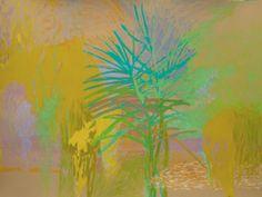 """Gillian Theobald 2013 """"Fictive Space # 3"""" 22 x 30"""""""