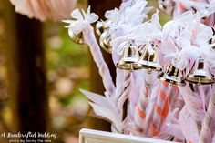 How to Make Ribbon Wedding Wands - A Handcrafted Wedding