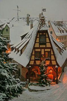 Ротенбург. Германия.