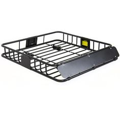 Universal Roof Rack Cargo Car Top Luggage Carrier Basket Traveling SUV Holder: Luggage : Walmart.com