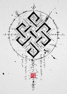 Buddhism - Eternal Knot