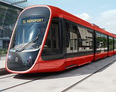 ora ïto and alstom design tramway that integrates seamlessly with the city of nice