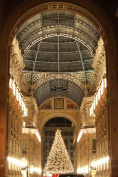 Milan Galleria Vittorio Emanuele II :: By Sciamano