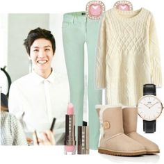 BTS: J-Hope/ outfit inspired