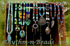 Rhythm Beads Hoofprints On Your Heart Horseshoe Art Wired Whinnies Feathers n Flair Stirrup Steeds Horse Costumes, Natural Horsemanship, Horse Supplies, Horse Necklace, Horseshoe Art, Bead Necklaces, Horse Stuff, Bead Crafts, Ponies