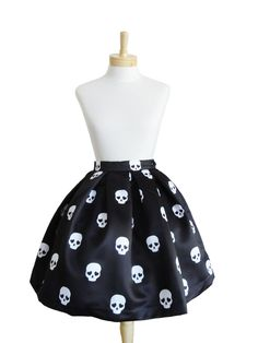 Betty Skirt Black