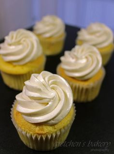 AQUAFABA!  Vegan Swiss Buttercream!!  Yes- it is really true!  and yes it is really amazing! ENJOY!