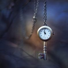 Time holds the key!