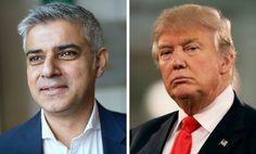 London Mayor Sadiq Khan Fires Back at Trump #LallaGatta via @LallaGatta