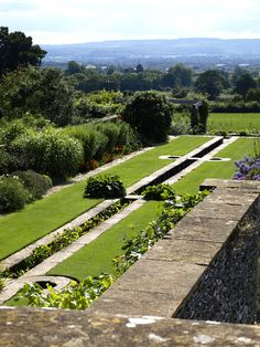 gertrude jekyll and sir edward lutyens / hestercombe gardens, somerset