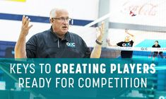How can you make sure every player is ready to enter an intense game and do their job to the best of their ability? Preparation, preparation, preparation. Watch to hear how Russ Rose makes sure his players are prepared to play!