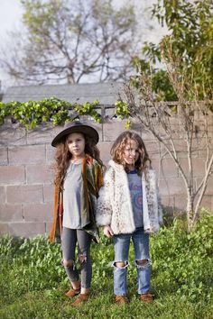 It doesn't matter that Athena and Seraphina were the only ones to celebrate International Boho Day. They don't need you anyway.